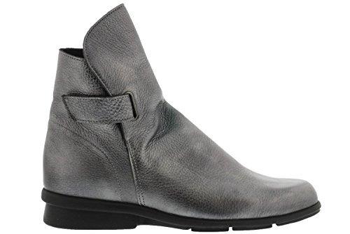 Arche Women's 'Delzi' Metallic Silver Bootie_Best Shoes For Travel