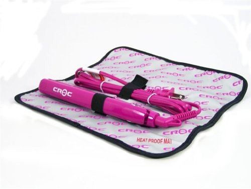 Baby Croc_Best Travel Flat Iron Reviews