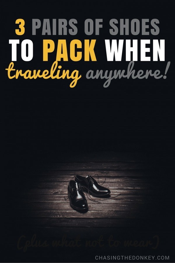 Best Shoes For Travel_Tips for Picking The Best Travel Shoes