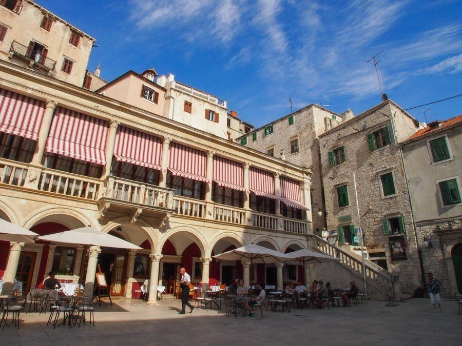 City Hall of Šibenik | Things to do in Šibenik Croatia Travel Blog
