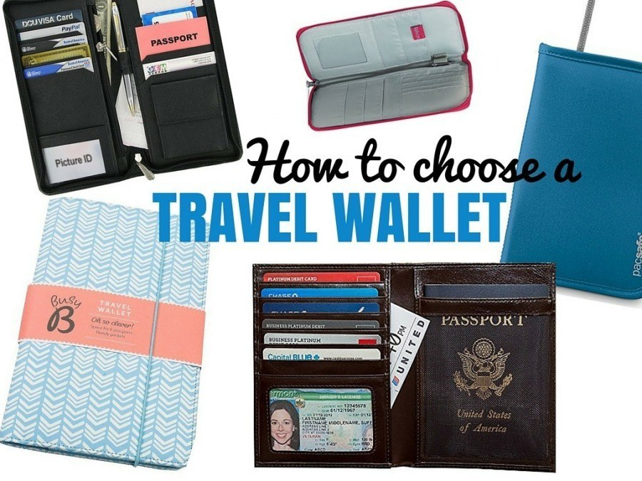 How to Choose a Travel Wallet Review