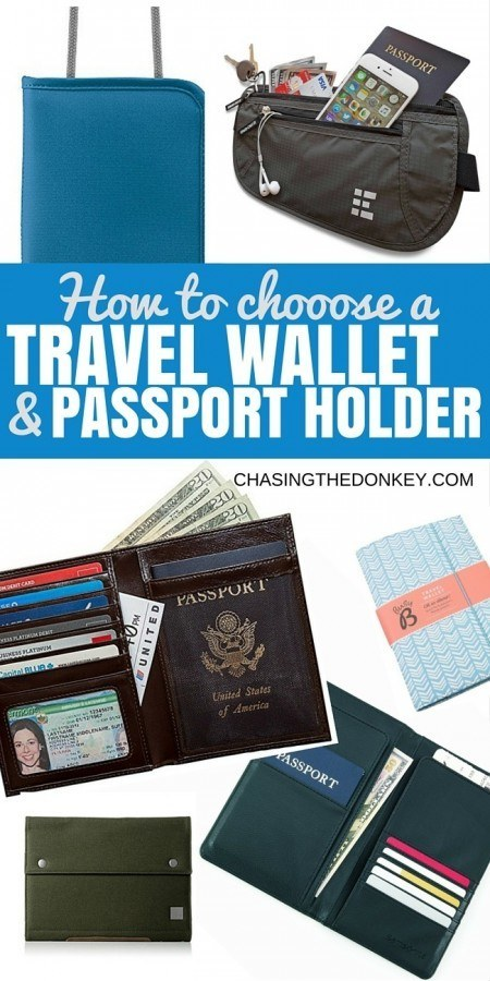 PIN_How to Choose a Travel Wallet Review Best Travel Wallet Reviews | Chasing the Donkey Croatia Travel Blog