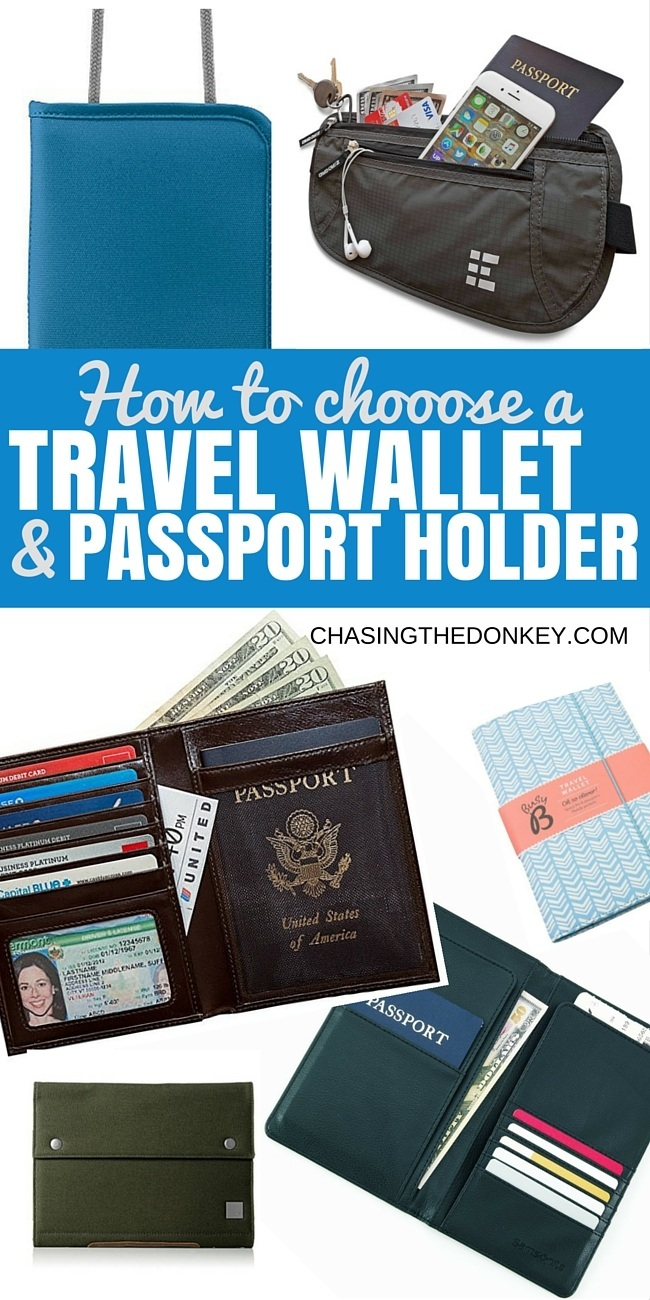 The ultimate guide to buying the Best travel wallet. Here are our top travel wallet reviews to make choosing a travel wallet easy!