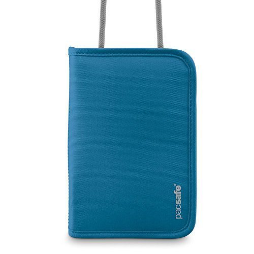 Pacsafe Luggage RFID-tec Women's WalletBest Travel Wallet Reviews | Chasing the Donkey Croatia Travel Blog