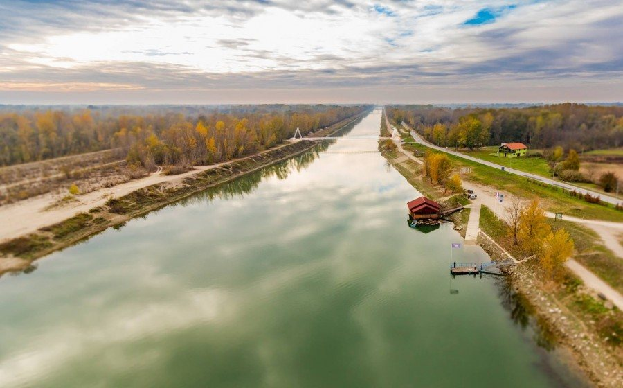 Things to do in Međimurje County_Drava river's channel_progressof