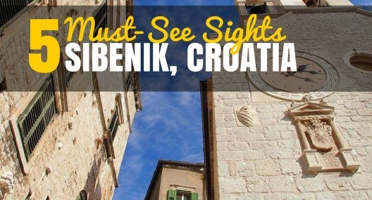 Top 5 Things to do in Šibenik Croatia