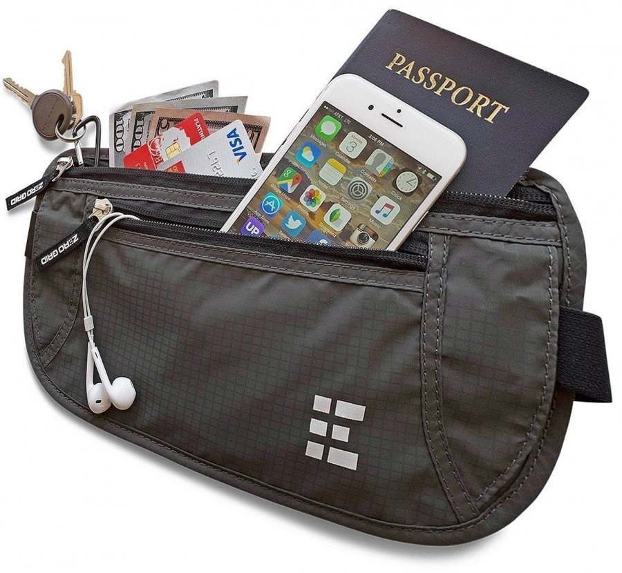 Zero Grid Money BeltBest Travel Wallet Reviews | Chasing the Donkey Croatia Travel Blog