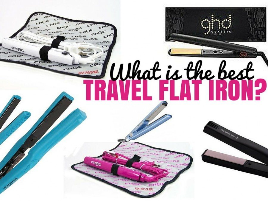Best Travel Flat Iron | Travel Blog COVER