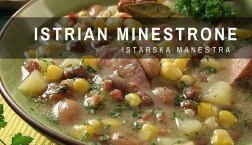 Croatian Recipes: Istarska Maneštra {Istrian Minestrone}