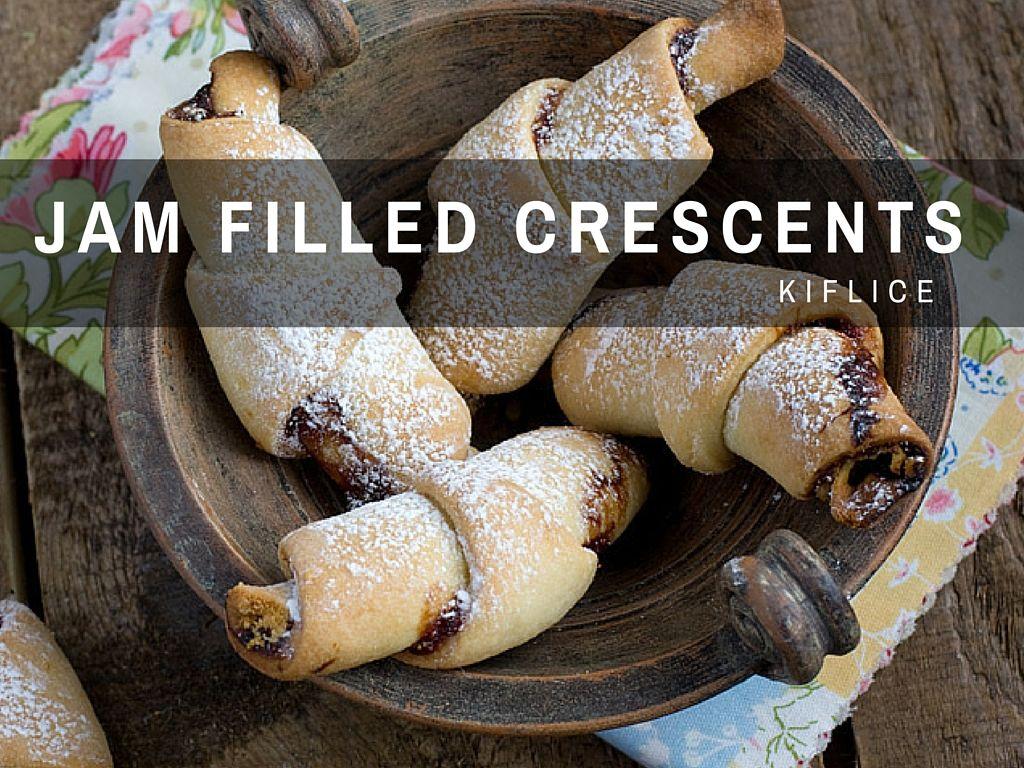 KIFLICE | Jam Filled Crescents | Croatia Travel Blog