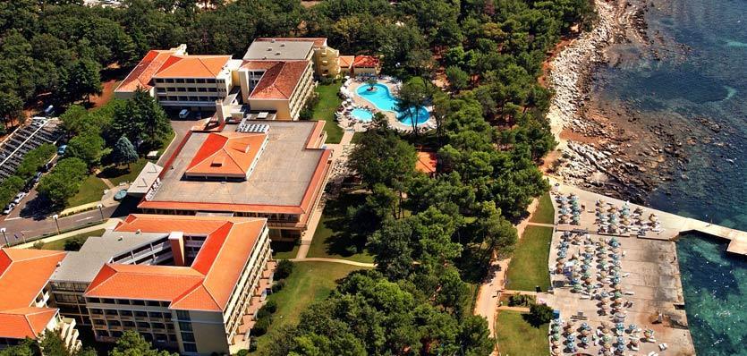 Sol Aurora All Inclusive Hotel | Croatia Travel Blog