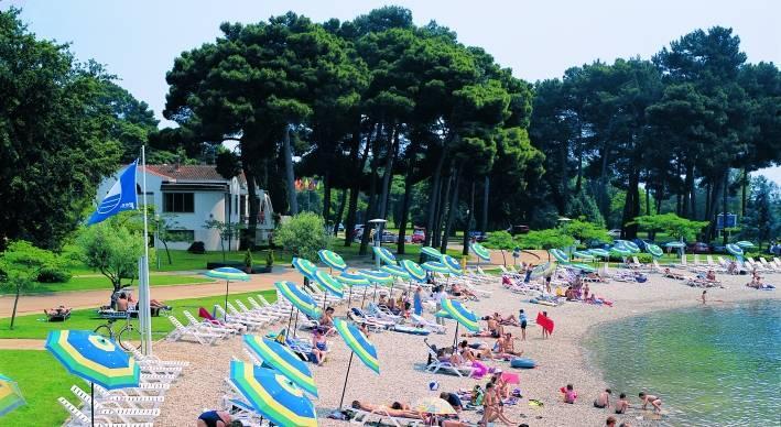 Things to do in Umag | Beach Laguna Stella Maris |Croatia Travel Blog