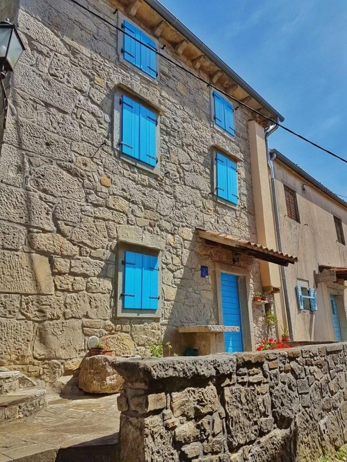 Worlds Smallest Town Hum Croatia Share Istria