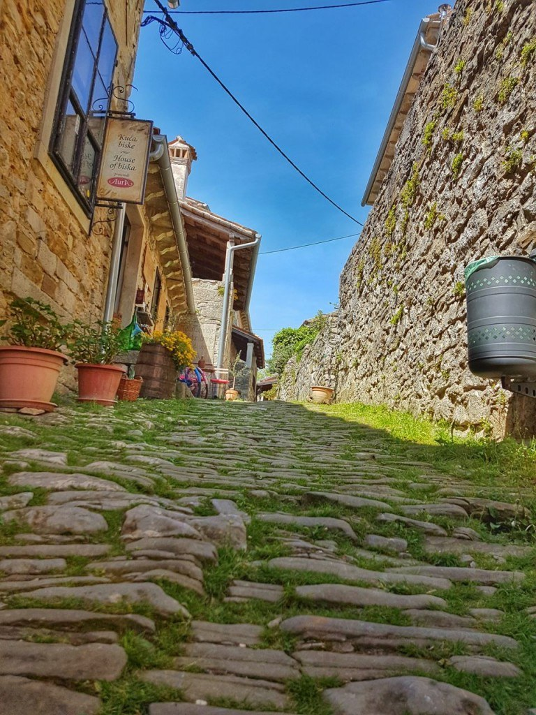 Worlds Smallest Town Hum Croatia Share Istria | Croatia Travel Blog
