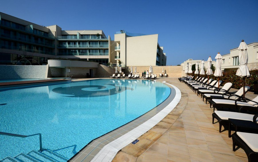 Pool | Kempinski Hotel Adriatic | Things to do in Umag