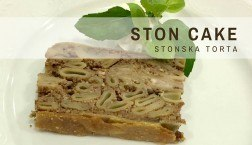 Croatian Recipes: Ston Cake {Stonska Torta}