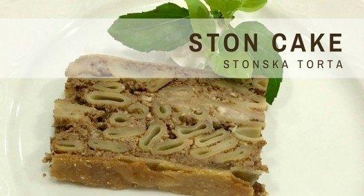 Croatian Recipes: Ston Cake {Stonska Torta}