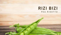 Croatian Recipes: Rice and Peas {Rizi Bizi}