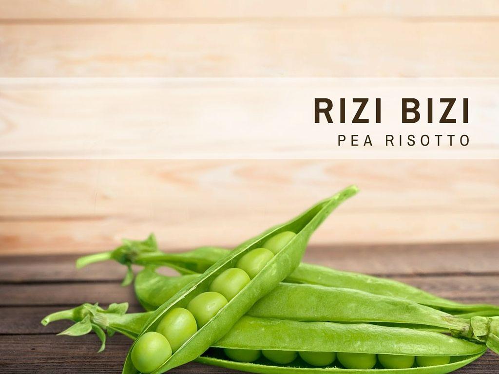 Croatian Recipies - Rizi Bizi COVER