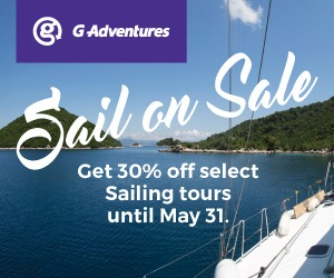 G Adventures Sailing-sale-banner-template-300x250-v2