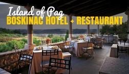 HOTEL BOSKINAC RESTAURANT - CROATIA TRAVEL BLOG