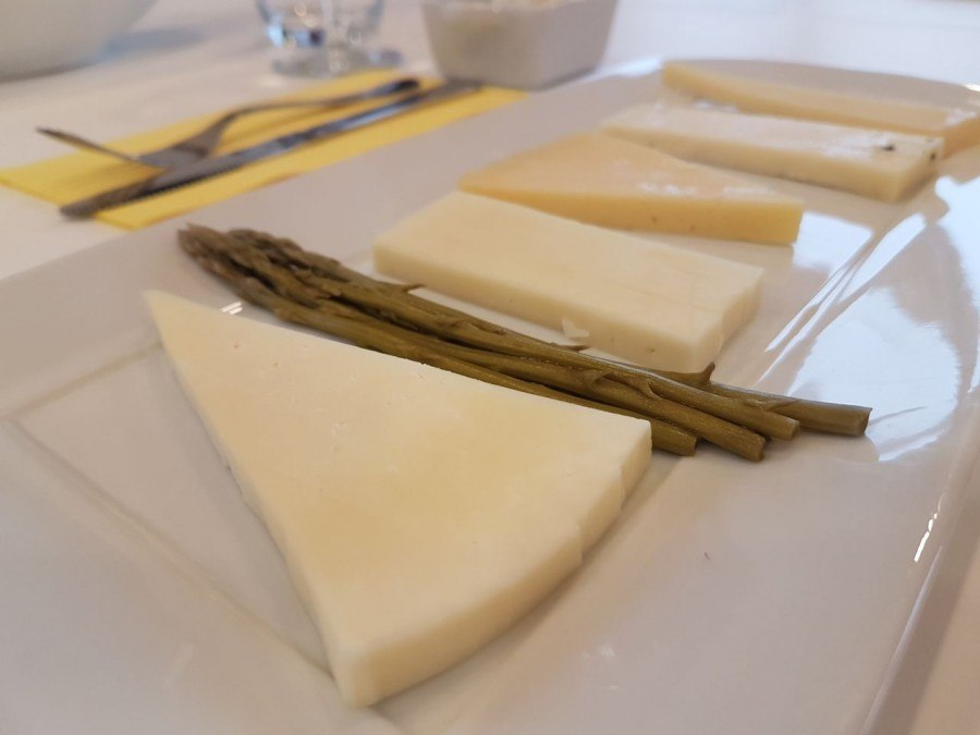 Istrian Food Istrian Cheese Croatia Travel Blog - 2