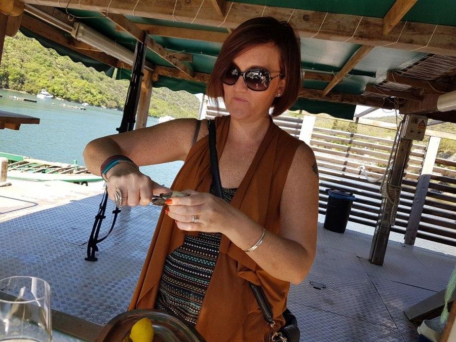 Istrian Food Oysters Croatia Travel Blog - 3