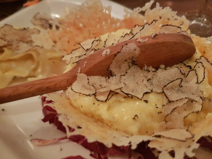 Istrian Food Poletnta and Truffles Travel Blog Croatia - 1