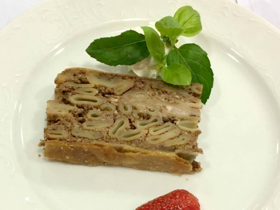 CROATIAN RECIPES - STON FIG CAKE