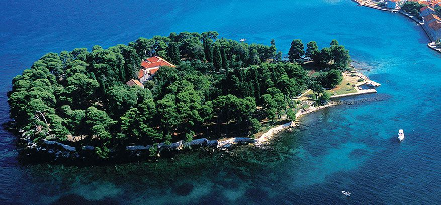 Island Weird Accommodation in Croatia | Croatia Travel Blog