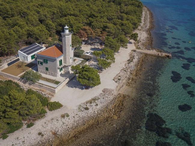 Vir Weird Accommodation in Croatia | Croatia Travel Blog