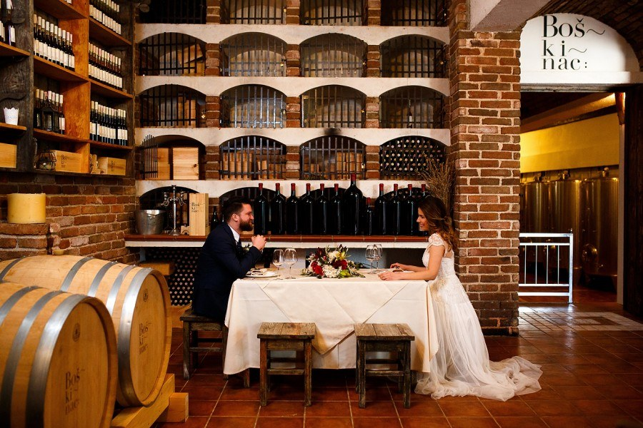 Boskinac Hotel Destination Wedding, Pag | Croatia Travel Blog