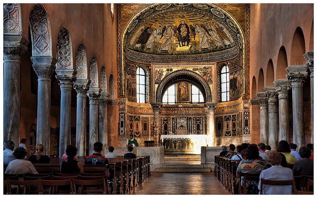 Episcopal Complex of the Euphrasian Basilica | Croatia Travel Blog