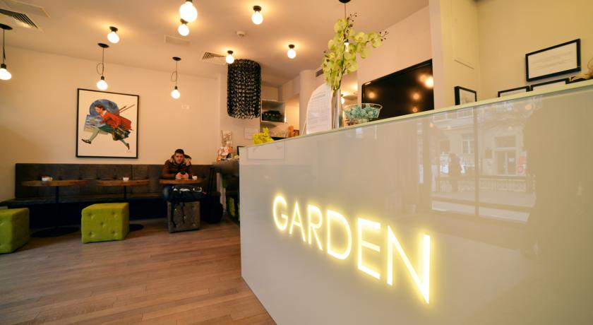Garden Hotel Zagreb | Croatia Travel Blog