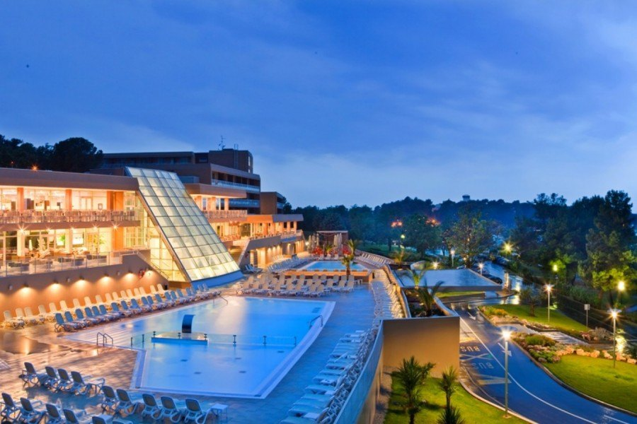 Laguna Molindrio Hotel Porec | Croatia Travel Blog