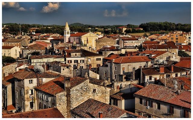 Old Town Porec | Croatia Travel Blog