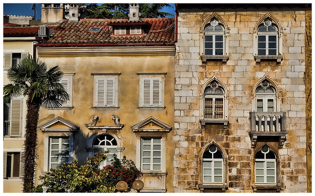 Porec Buildings | Croatia Travel Blog