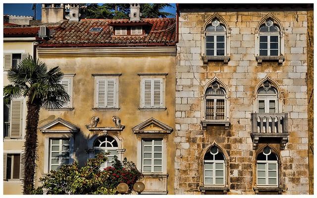 Porec Buildings | Croatia Travel Blog