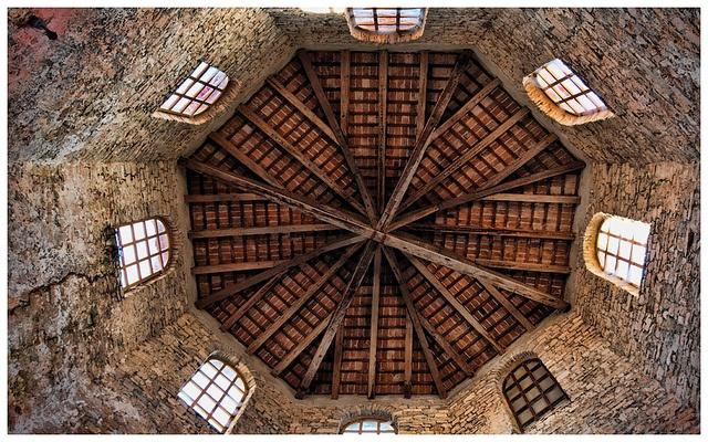 Round Tower Porec | Croatia Travel Blog