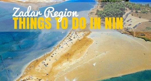 Zadar Travel Blog: Top 5 Things to do in Nin