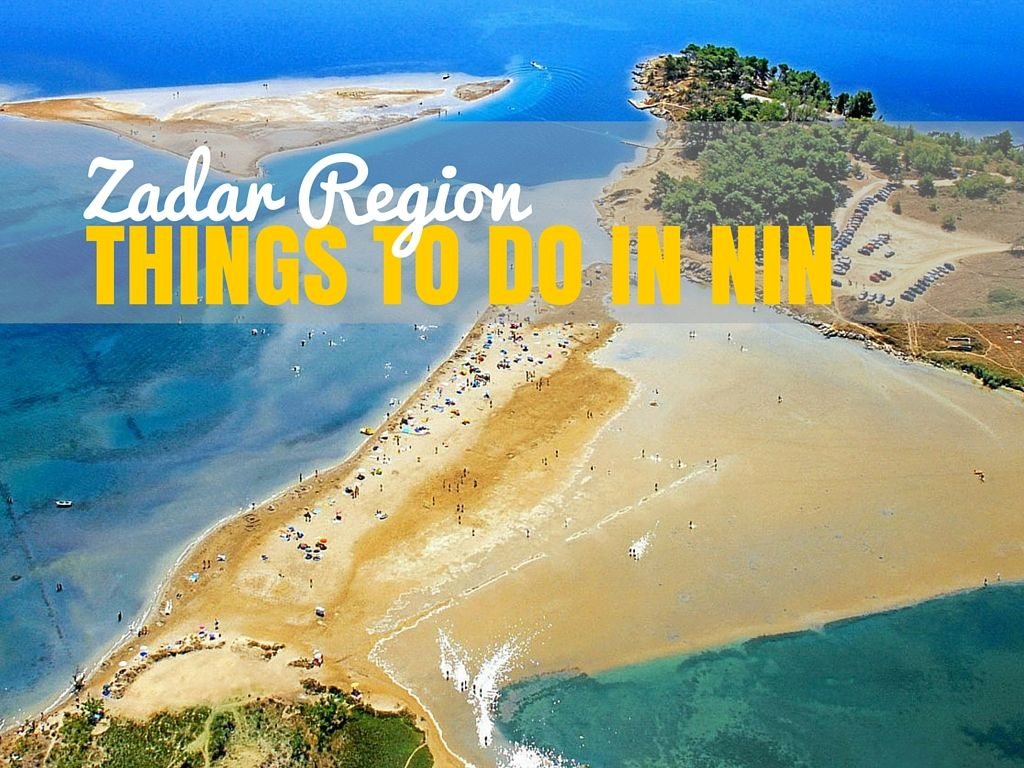 Things To Do In Nin Zadar Blog on What Were Learning In June