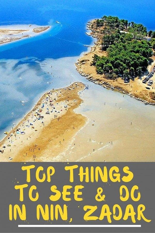 Things to do in NIn, Zadar - Croatia Travel Blog - Chasing the Donkey