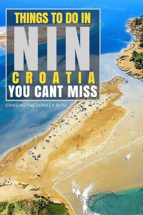 Things to do in NIn, Zadar - Croatia Travel Blog