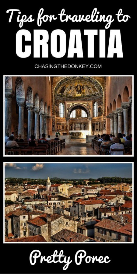 Things to do in Porec - Pretty - Chasing the Donkey