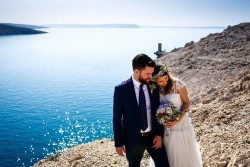 Wedding in Croatia Pag Island 2