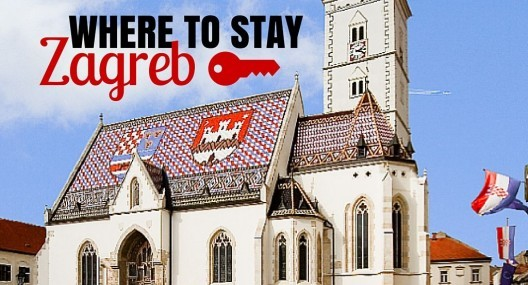 Where to stay in Zagreb
