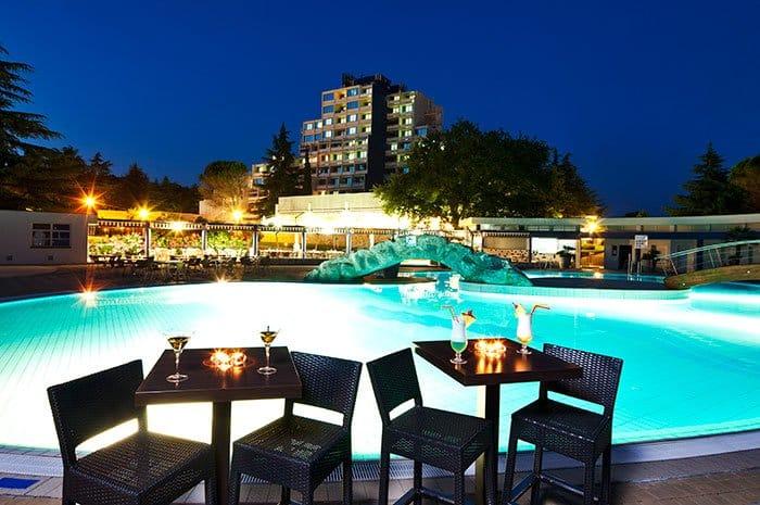 valamar-diamant-hotel-outdoor-pool | Croatia Travel Blog