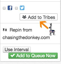 ADD TO TRIBES TAILWIND TIPS