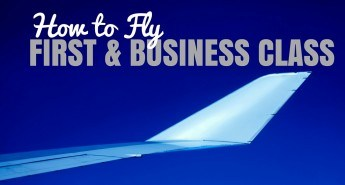 How to fly Business Class - Croatia Travel Blog