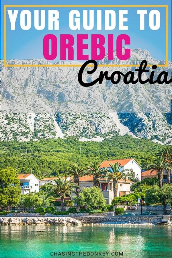 Things to do in Croatia_Orebić | Croatia Travel Blog